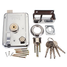 Hot Sale Exterior Door Locks Security Anti-theft Lock Multiple Insurance Lock