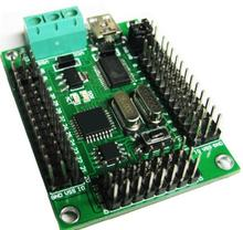 Free Shipping!2pcs 32-channel servo controller SSC32 Basic instructions USB module(China)