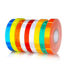 5x300cm Car Reflective Tape Stickers Auto Motorcycle Bicycle Safety Reflective Material Film Warning Tape Car Styling Decoration