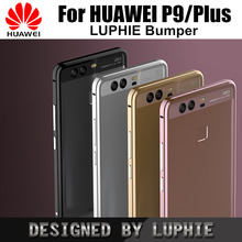 Compatible with p9 pro p9 plus case original LUPHIE bumper aircraft aluminum metal frame for huawei p9 case prime hard cases