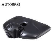 AUTOSPSI wifi mobile phone easy downloading 1080P  dual lens car dvr G-sensor For Chevrolet Cruze (before year 2014)