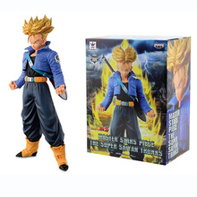 Buy MSP Super Saiyan Action Figures,19CM PVC Figure Collectible Toys, Action Figures Statue, Anime Figure Figurines Kids Toys for $13.56 in AliExpress store