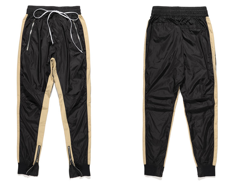 Zipped Ankle Track Pants 4