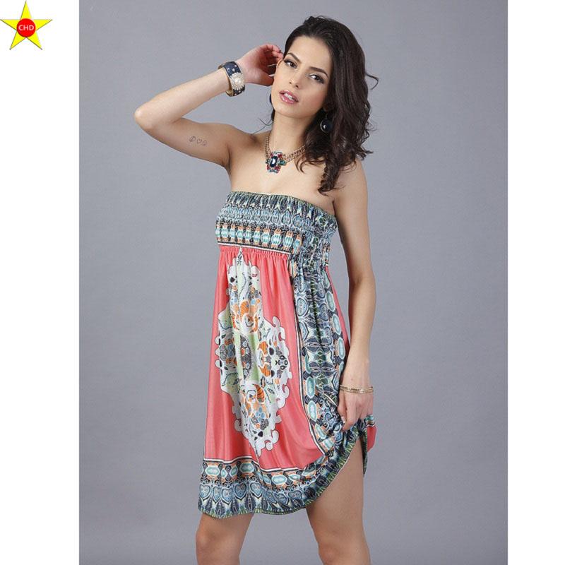 Swaggy HTB1GSkvRpXXXXa1XXXXq6xXFXXXr Sommerkleid mit V-Schnitt aus Seide - 23 verschiedene Farben