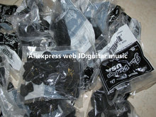 72 piece Guitar Picks Jazz III black picks Wholesale From China Best Selling Free Shipping(China)