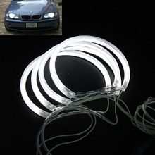 CCFL ANGEL EYES KIT LAMP for 99-05 BMW E46 Sedan Wagon Coupe Headlight Non Projector