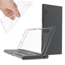 Clear crystal case for Sony Xperia XA1 /XA1 Ultra/ XZ/ XZ Premium/ XZs /L1 TPU silicone case transparent protector cover rubber