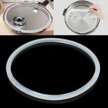 22 24 26 28 30 32cm Pressure Cookers White Silicone Rubber Gasket Sealing Ring Pressure Cooker Seal Ring Kitchen Cooking Tools