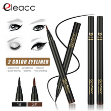 HUAMIANLI Eyeliner Liquid Eye Liner Shadow Waterproof Pen Pencile Make Up Tool Cosmetic Maquillage Moisture Korean Style Party