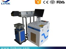 CO2 laser / 30w metal tube CO2 laser marking equipment / CO2 laser printing machine on nonmetal