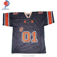 Fast Delivery Cool Design American Stylish Football Shirts MOQ only 5pcs(China)