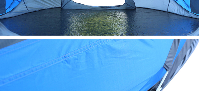 HYL camping pop up tent large 3-4 person windproof (19)