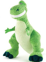 Toy Story Plush Toys Rex Dinosaur Plush Dolls Soft Toy 34cm