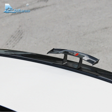 Airspeed Carbon Fiber Mini 1/10 RC S Line Sline Car Wing Set Rear Spoiler Tail Wing for Audi A4 B6 B8 B7 B5 A3 A6 C5 C6 Q5 A5 Q7