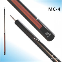 "Fury Cue MC Series Chinese Billiards stick 11 mm Everest tip  Maple Shaft include 6"" Extension+ Joint Protector MC-4"