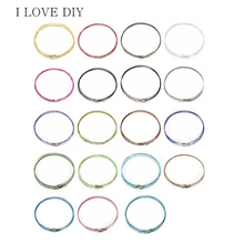 Hot 10pc/lot  1mm Wire Cable Steel Chain Stainless Leather Cord  Fashion DIY Jewellery Making Necklace