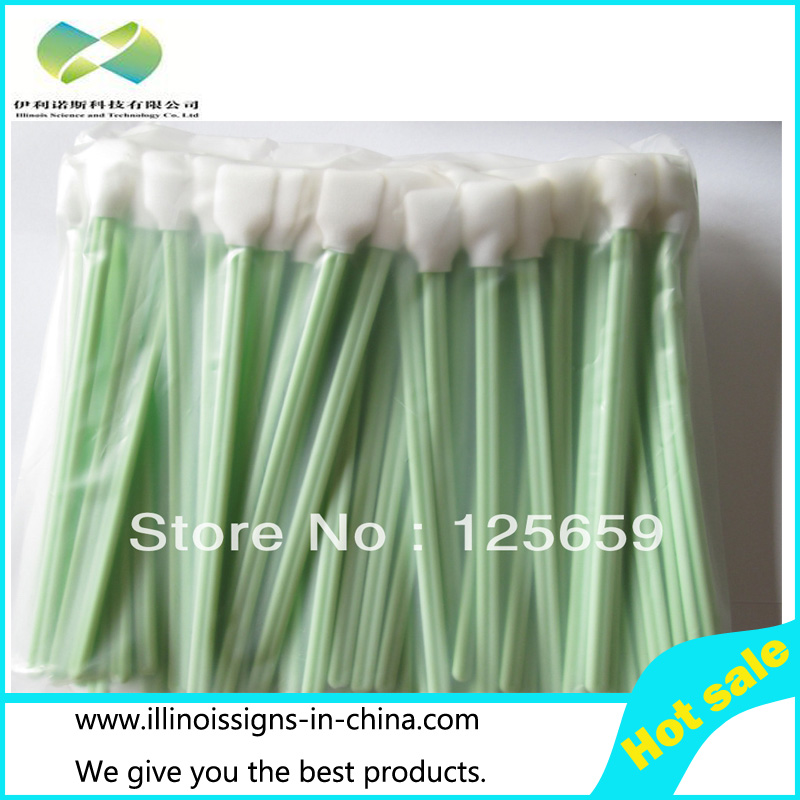 Injet Cleaning Swabs swab with Flexible Tip for Roland Mimaki Mutoh Inkjet Printer Electronics Computer<br><br>Aliexpress