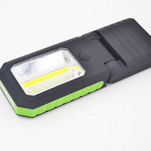 Portable portable outdoor led camping light magnet folding COB camping lantern bright outdoor lighting