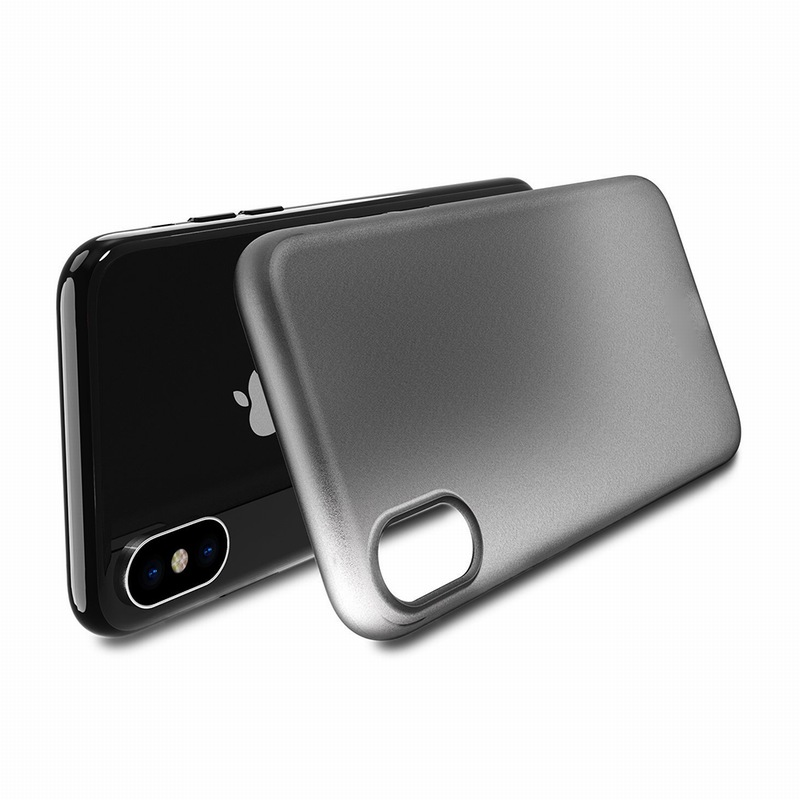 Portefeuille for iPhone X Case PP Ultra Thin Protect Hard Case for iPhone 10 8 Plus 7 6 6S 5 5S se Matte Slim Cover Cases Coque (3)