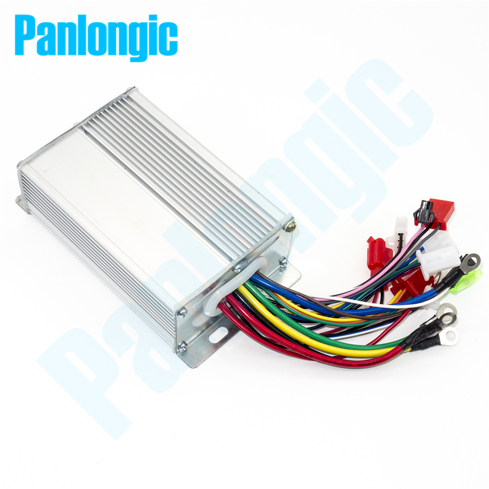 36V/48V 450W Electric Bicycle E-bike Scooter Brushless DC Motor Controller 9 Tubes Free Shipping<br>