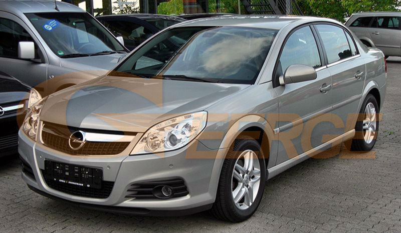 ccfl angel eyes Opel Vectra C 2005 2006 2007 2008(1)