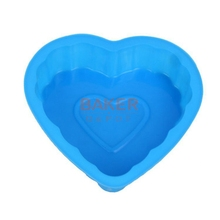 DIY Silicone cake mold love design silicone Cake Pan cookie cake Jello pudding mold food grade CDSM-109