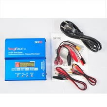 SKYRC NEW iMAX B6AC V2 AC/DC Dual Power RC Battery Balance Charger /Discharger for LiPo/LiFe/LiIon/NiMH/NiCd
