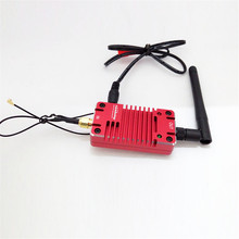 2.4g remote control signal enhancer Amplifier 3-8 Kilometer distance can be increased for DIY FPV drone(China)