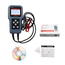 2016 new design MST-8000+ car digital Battery Analyzer with LCD screen- update version of SC-100