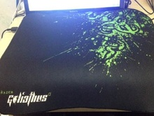 NEW fashion Razer mouse pad  raze goliathus with retail  Factory direct sales  adapter key tablet pad mat