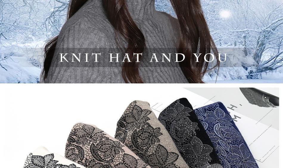 hat female autumn MZ721 (2)