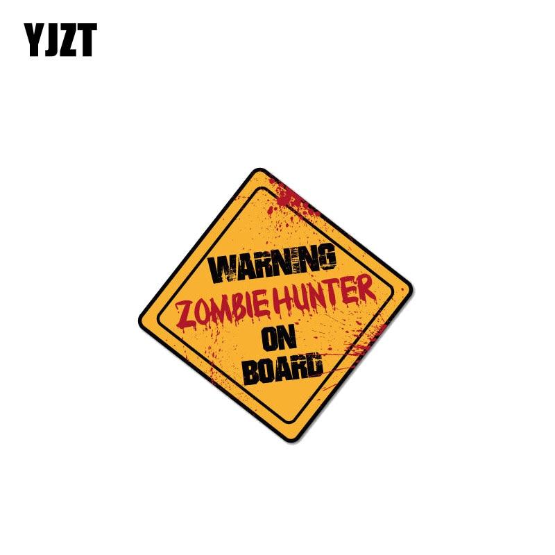 Biohazard Warning Danger Beware Vinyl Decal Sticker Car Window Wall Truck