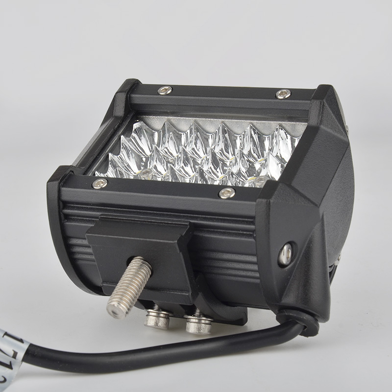 4x4 led work light 72w ww
