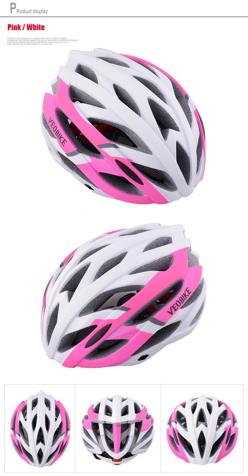 VEOBIK Professional Cycling Road Bike Cycling Helmet Men Bicycle ... 82b57a341