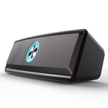 Portable HIFI Bluetooth Speaker & Wireless Stereo Loudspeakers Super Bass Audio Outdoor Sound Box with FM Radio Handsfree Mic