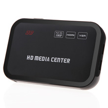 HDD Player Mini Full HD1080p H.264 MKV HDD HDMI Media Player Center USB OTG SD AV TV AVI RMVB RM HD601(China)