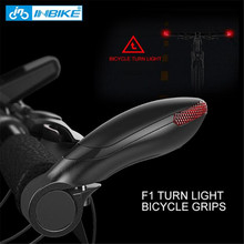 Buy INBIKE Bicycle Bar Ends Paired MTB Bike Handlebar Small Auxiliary Handlebar Bike Parts Accessories Light Turn Handlebar Lights for $10.72 in AliExpress store