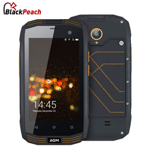 AGM A2 IP68 Waterproof Phone 4.0 inch Qualcom Snapdragon MSM8909 Quad Core 2GB RAM 16GB ROM 2600mAh 8MP OTG NFC 4G Smartphone