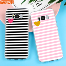 Ultrathin Cover Case Silicone Coque for Samsung Galaxy S3 S4 S5 S6 S7 S8 Plus Edge A3 A5 J2 J3 J5 J7 2016 2017 Prime Cases(China)