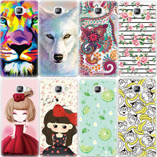 Ultra Thin Soft TPU Case For Samsung Galaxy J1 J3 J5 J7 A3 A5 A7 2016 Printed Pattern Back Cover Phone Bag Cases Silicone Coque