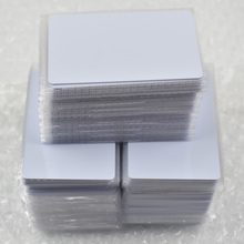 1000pcs/lot nfc 1k S50 Blank card Thin pvc Card RFID 13.56MHz ISO14443A IC Smart Card Fudan Chips Waterproof