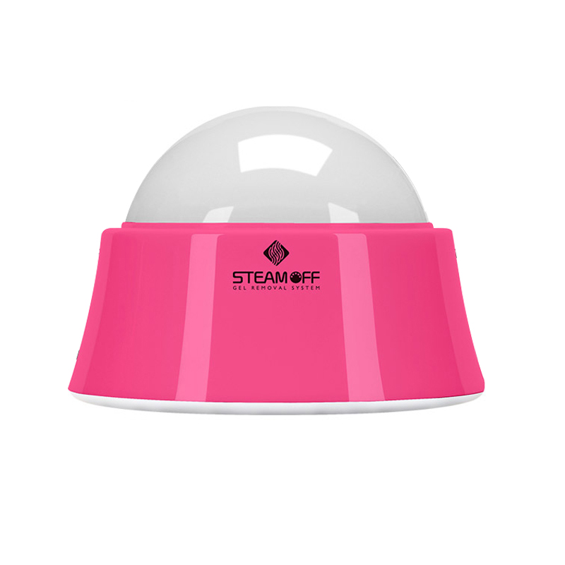 Nail Gel Polish Removal Tool 30w Steam Off Gel Removal Machine,  Steam Off Gel Removal Nail Steamer For Home<br>