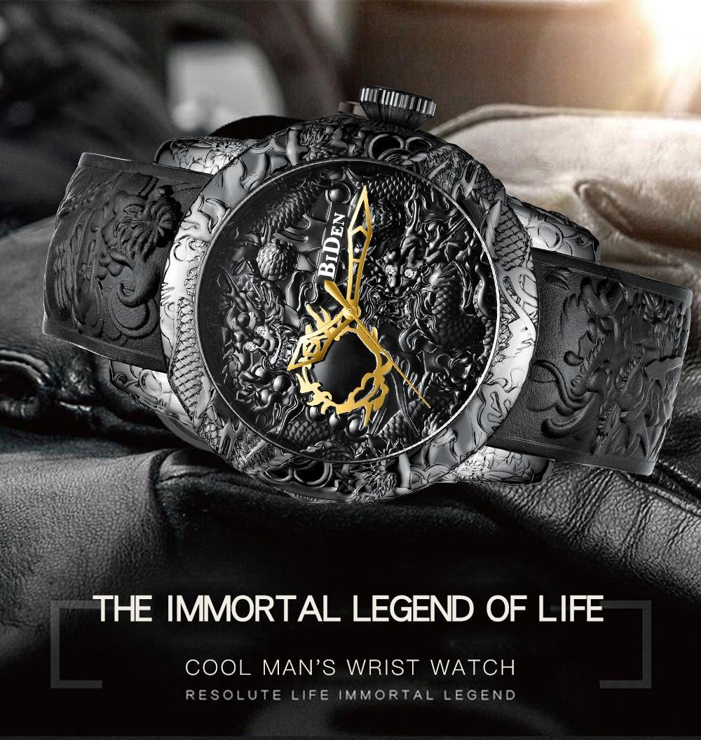 2018-New-Fashion-3D-Sculpture-Dragon-Men-s-Quartz-Watches-Brand-BIDEN-Gold-Watch-Men-Exquisite (2)