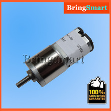 Wholesale JGA16-030 Reduction Motor Low Noise Gearbox Electric Motor Robot High Torque Low Speed Motor 6v Gear Motor