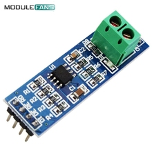 5PCS MAX485 Module RS-485 TTL Turn To RS485 MAX485CSA Converter Module For Arduino Microcontroller MCU Development Accessories