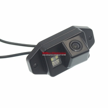 CCD Rearview Camera for Toyota  Land Cruiser Prado 120 Reverse camera with HD Night Vision Waterproof Parking line Free shipping