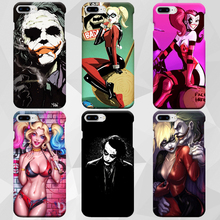 Free shipping jocker in batman customized cellphone case for iphone4 5c 5s se 6 6s 6plus 7 7plus ipod touch 5 6 sony z2 z3 z4 z5(China)