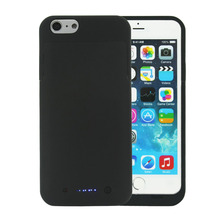 Rechargeable Backup External Battery Charger Power Bank Pack Shockproof Protective Case Cover for iPhone 6 6s 6plus 6splus(China)
