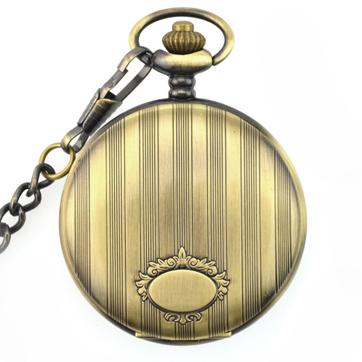 Fashion-Modern-High-Quality-Silver-Quartz-Pocket-Watch-With-Pendant-Chain-Men-Womens-Watches-Gift (4)