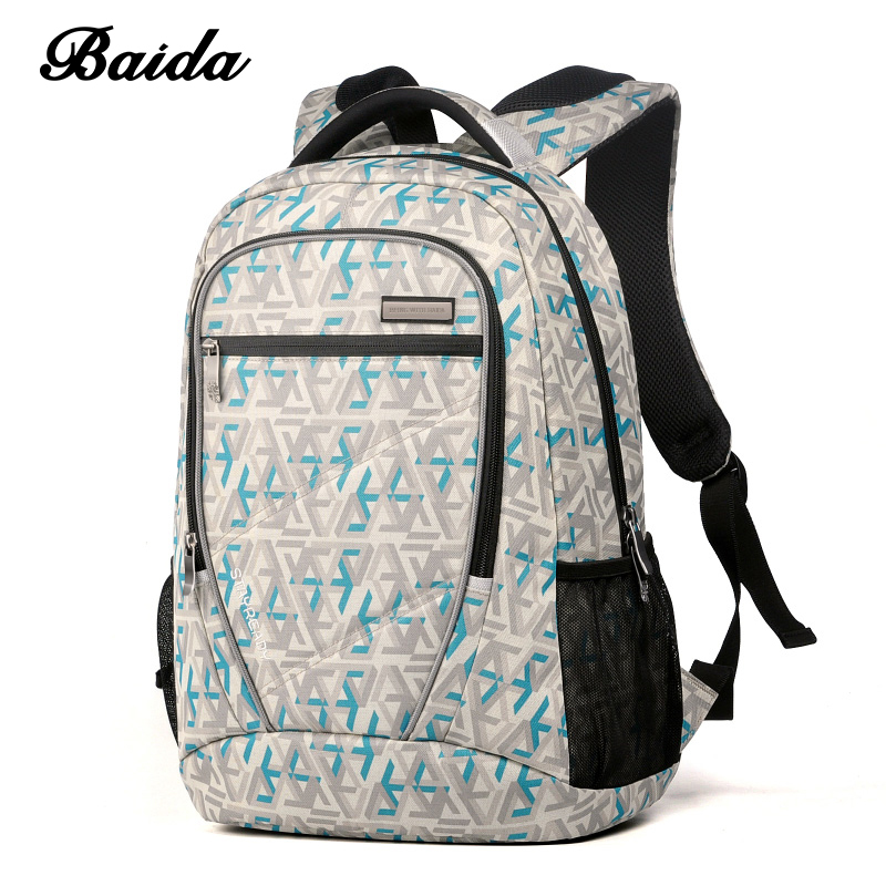 2016 New Arrival Unisex Travel Waterproof School Bag Leisure Backpack Casual Business Fashion Mochila<br><br>Aliexpress
